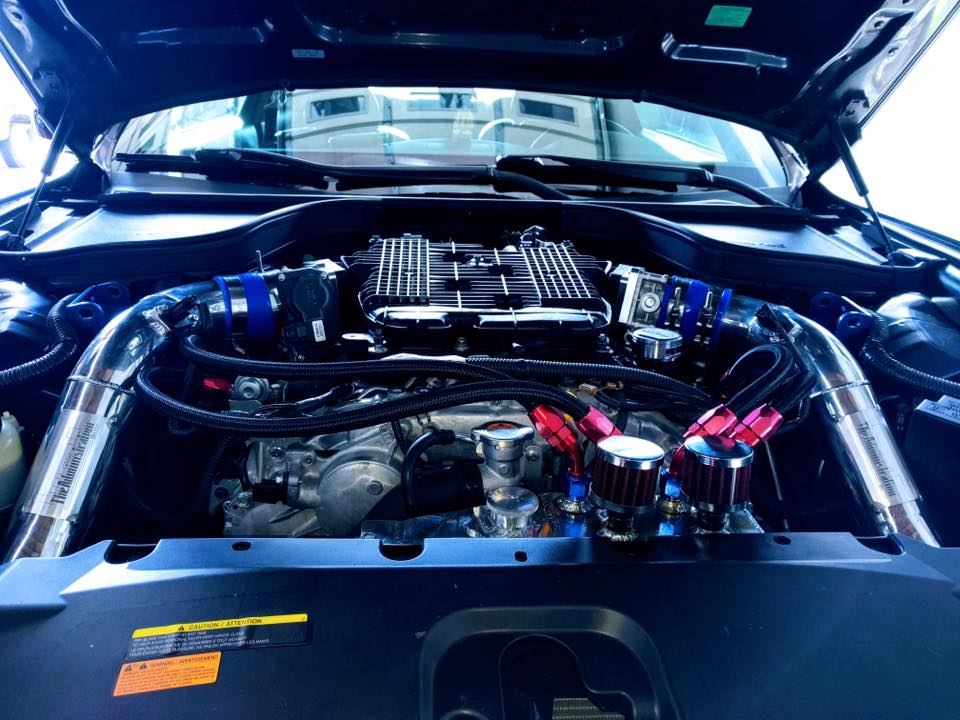 AdminTuning    Tuning Services    370Z, G37 Intakes    350Z, G35